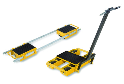 'Budget' Nylon Load Moving Machine Skates 6,000KG & 12,000KG - Lifting Slings