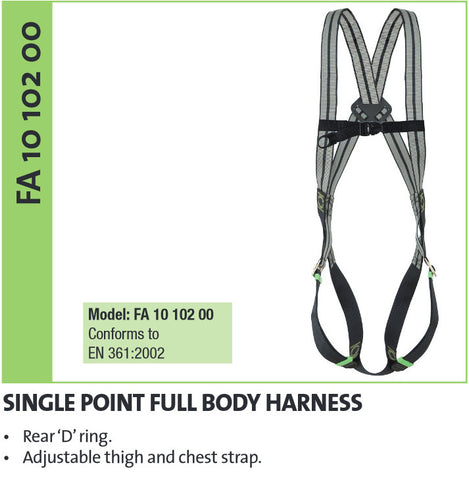 Kratos Safety Harnesses - Lifting Slings