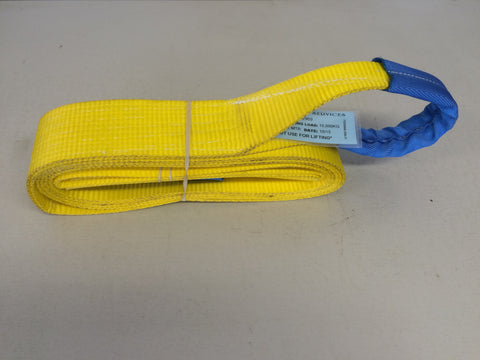 4x4 Heavy Duty 10 Ton Recovery Tow Strap / Sling - Lifting Slings