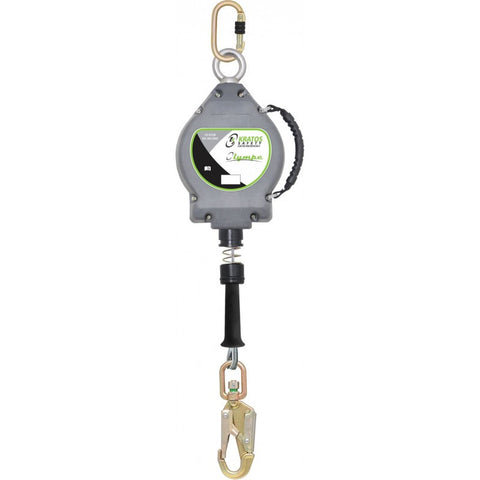 Kratos Olympe Retractable Fall Arrest Block - Lifting Slings