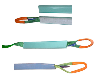 Webbing Sling & Ratchet Wear Sleeves - Lifting Slings