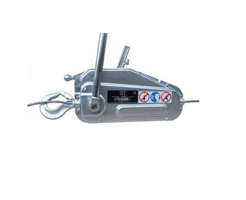 Tractel Tirfor TU Series Wire Rope Winch - 800KG, 1600KG, 3200KG - Lifting Slings