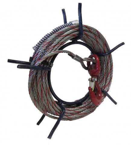 Tractel Tirfor TU Series Maxiflex Winch Rope - TU8 / TU16 / TU32 - Lifting Slings