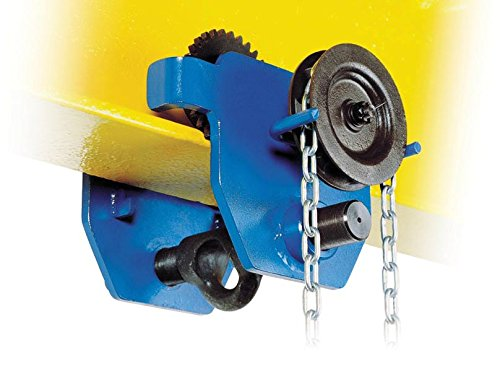 Tractel Geared Travel Beam Trolley - 1000kg - 20,000kg