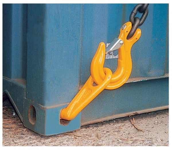 ISO Container Lifting Lugs / Hooks / Eyes - Bottom / Top / Side 45° 12.5t (Set of 4) - Lifting Slings