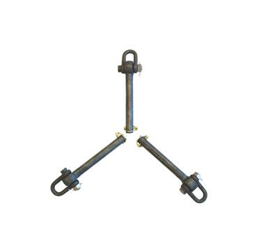 Manhole lifting pin 1.5tonne