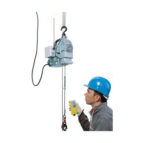 Tractel Minifor Electric Wire Rope Lifting Hoist