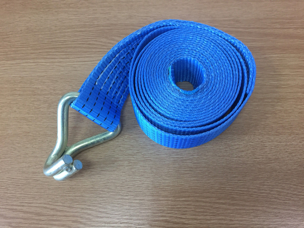 6 Metre 5Ton Replacement Straps Tie Down Straps - Lifting Slings