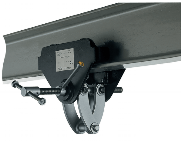 CTP 'Integral' Travel Trolley Beam Clamps