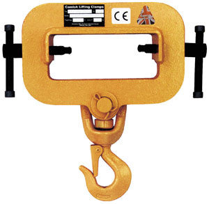 Yale / Camlok - TZH Adjustable Single Tine Hook - 1,500kg to 10,000kg - Lifting Slings