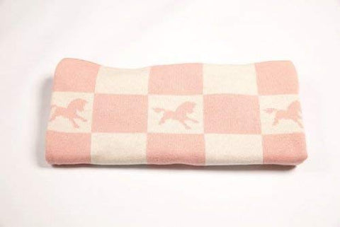 Super Soft Baby Blanket Pink