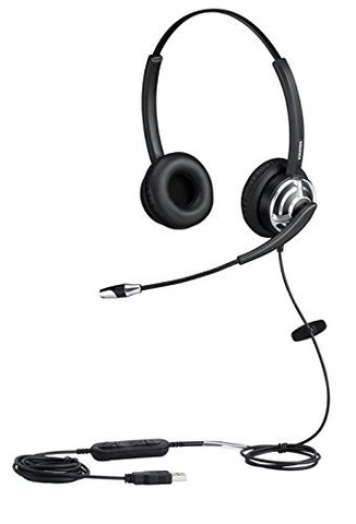 HSD805UC USB Lync Headset, Professional Unified Communication Headset - Microsoft® Lync Compatible Headset