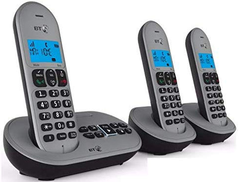 BT 3580 Trio Digital Cordless Telephone with Answer Machine