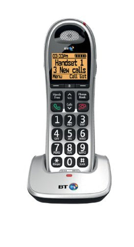 BT 4000 Additional Handset and Charger AHSETBT4000-NS