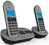 BT 3580 Quad Digital Cordless Telephone with Answer Machine - Nuisance Call Blocker