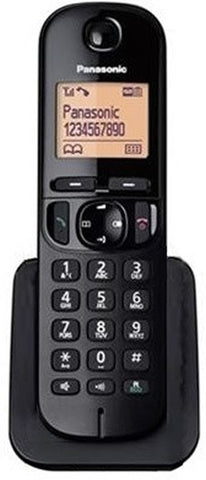 Panasonic KX-TGCA20 Additional Cordless Telephone Handset Black KX-TGC20 Series