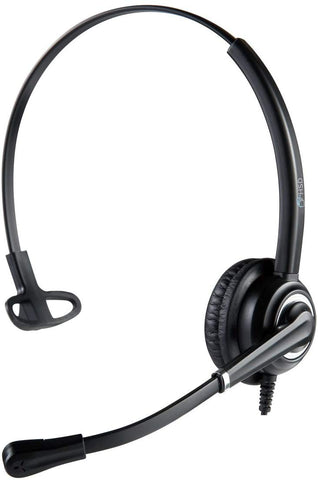 HSD Monaural 612 Noise Cancelling Office and Call Centre Headset Cisco 2.5mm Connection
