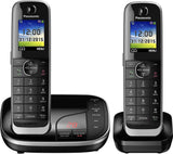 Panasonic KX-TGJ322 Digital Cordless Phone with Nuisance Call Control, Twin DECT