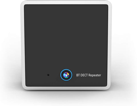 BT DECT Repeater Range Extender, Black/Silver