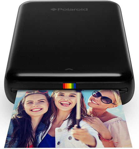 Polaroid ZIP Wireless Mobile Photo Mini Printer – Compatible with iOS and Android, NFC and Bluetooth Devices