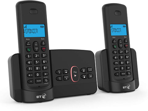 BT 3110 Home Phone with Nuisance Call Blocking and Answer Machine