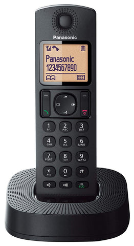 Panasonic Digital Cordless Phone with Nuisance Call Blocker - Black
