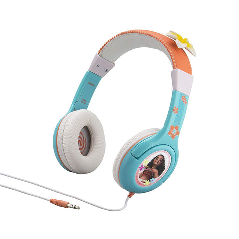 eKids MA-140 Moana Youth Headphone