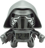 BulbBotz Star Wars Kylo Ren Clock, Black, 20 x 12 x 19.5 cm