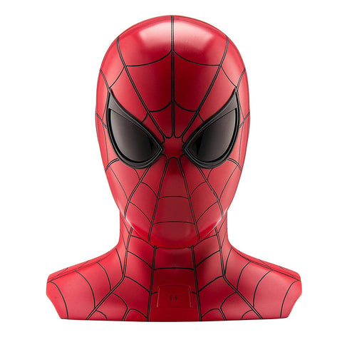 eKids Marvel Spiderman Character Wireless Bluetooth Speaker