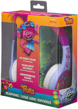 eKids TR-136 Trolls Youth Over-Ear Headphone
