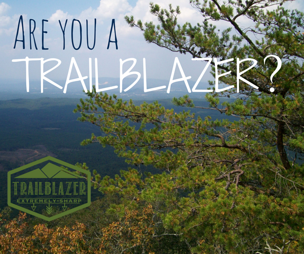 Are you a trailblazer