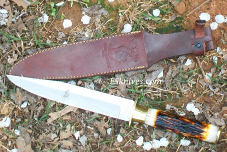 Bone cutter Mule Skinner knife