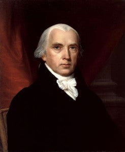 James Madison 2nd Amendment