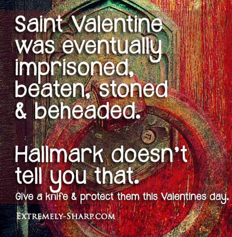 The real story of St. Valentine.
