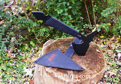 Tactical Tomahawks and Axes
