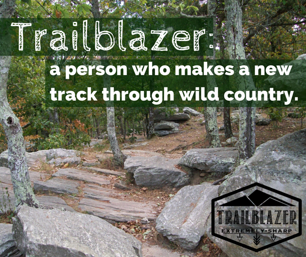 Trailblazer defined