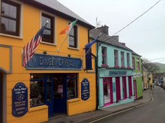 Ireland - Dingle town