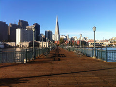 San Francisco Pier view