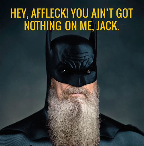 New Batman Uncle Si