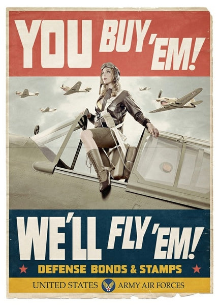Classic Americana War Posters Extremely Sharp Com