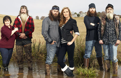 Duck Dynasty Family Picture