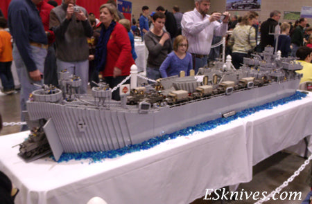 BrickFair Battleship