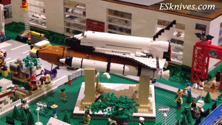 BrickFair Alabama Space and Rocket Center