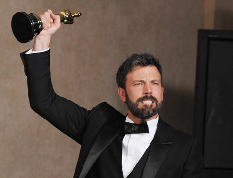 Ben Affleck's Beard won an Oscar