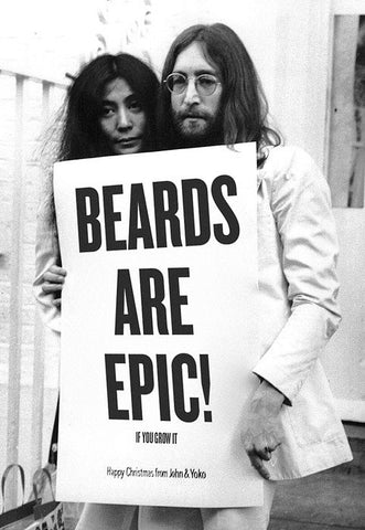 Beards are Epic
