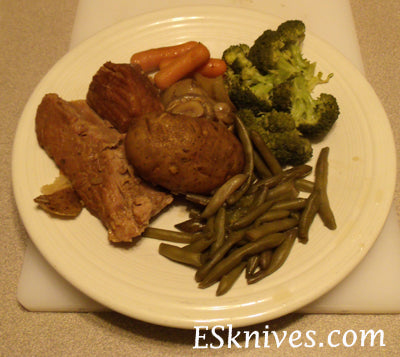 Quick and Easy Pot Roast Recipe