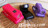 Stun guns - perfect for running