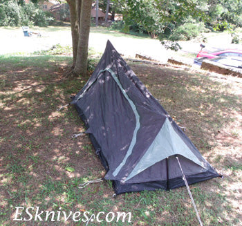 Backpacking Bivy tent