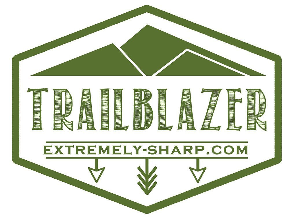 Trailblazer Sticker - Extremely-Sharp.com