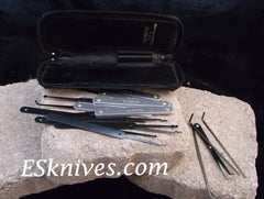 Lock Picks - Majestic 16 Piece Lock Pick Set